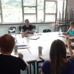 Billy Ramsell's Poetry workshop