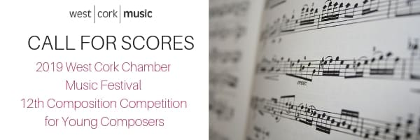 2019 Call For Scores