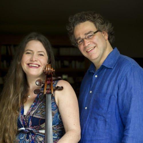Emmanuelle Bertrand and Pascal Amoyel