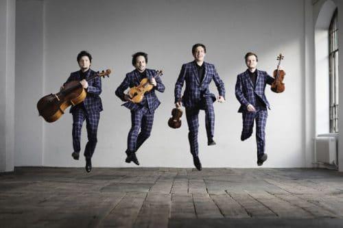 Apollon Musagète Quartet