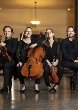 Dahlkvist Quartet