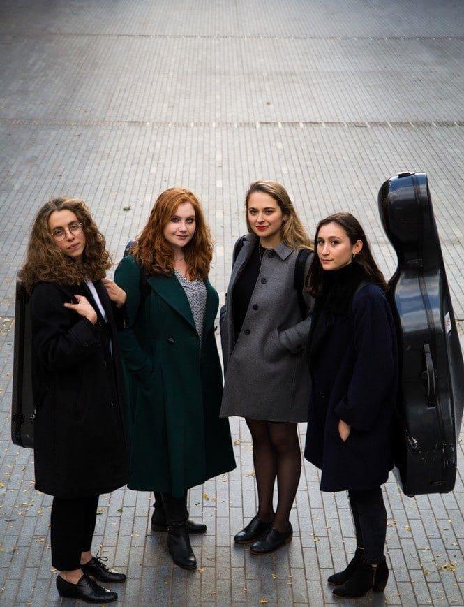 Echea Quartet - trimmed
