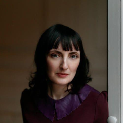 Sinéad Gleeson, author