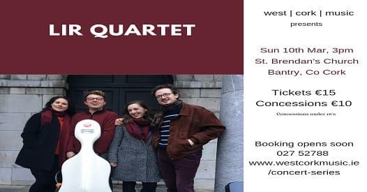 Lir Quartet CS 2019