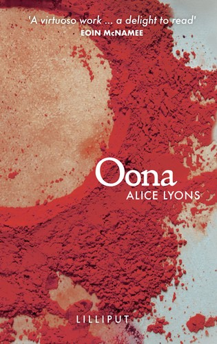 Alice Lyons - Oona Book Cover