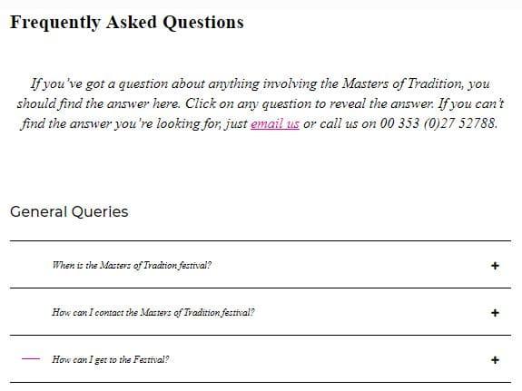 MOT FAQs