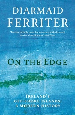 Diarmaid Ferriter book cover - On The Edge