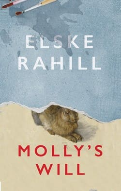 Elske Rahill book cover - Molly's Will