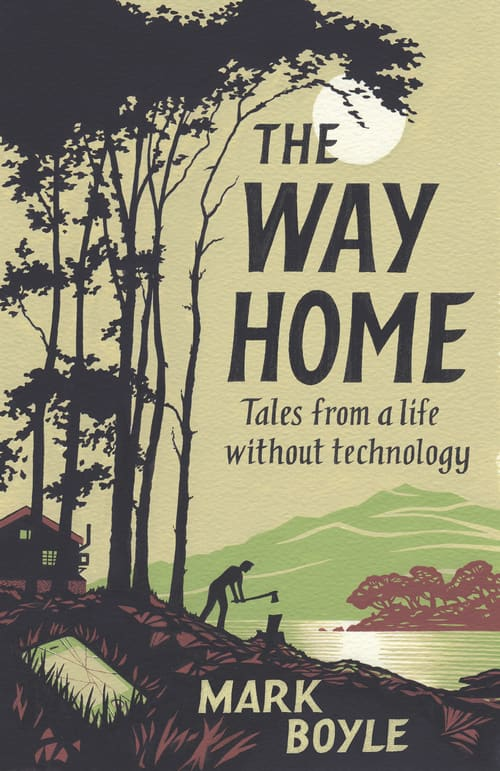 Mark Boyle -WayHome cover