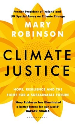 Mary Robinson cover - Climate Justice