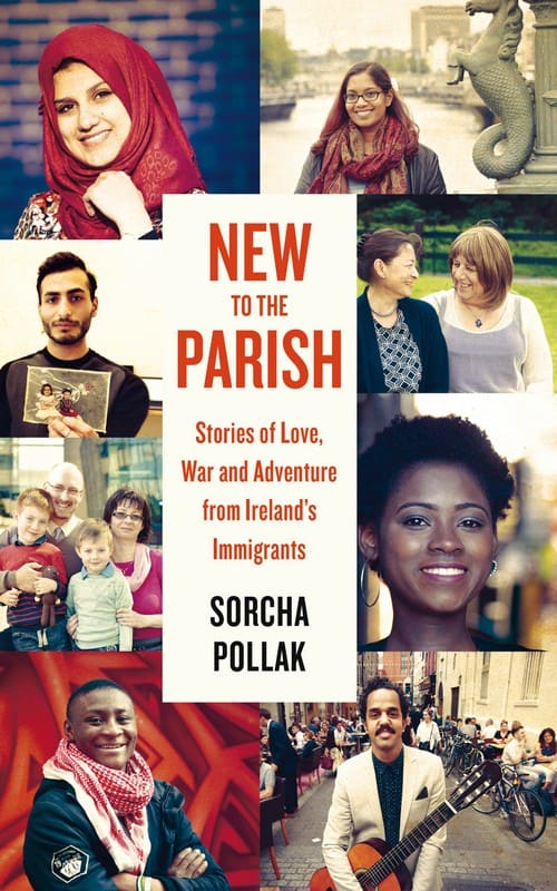 New to the Parish cover - Sorcha Pollak