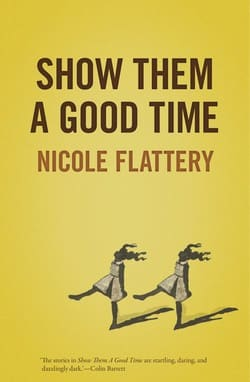 Nicole Flattery book cover