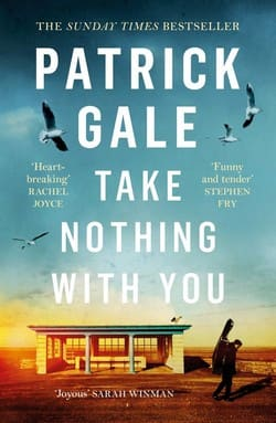 P Gale book cover - Take Nothing With You