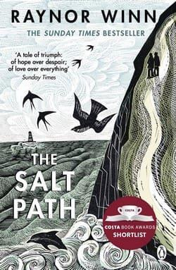 Raynor Winn cover - Salt Path jacket