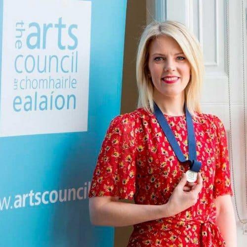 Sarah Crossan – Arts Council
