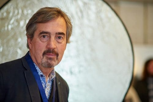 Laureate for Irish Fiction Sebastian Barry