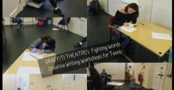 Fighting Words Teen Workshop
