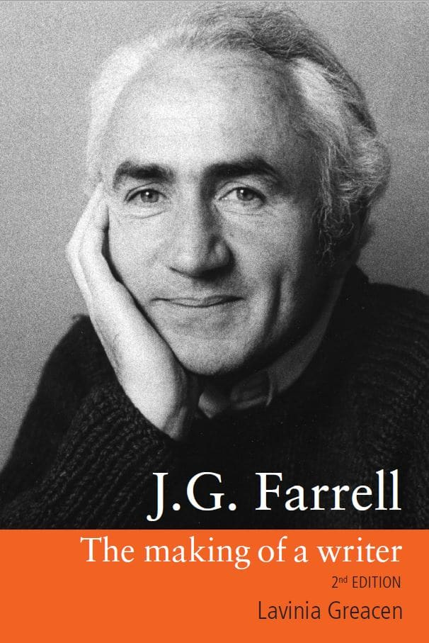 JG Farrell by Lavinia Greacen