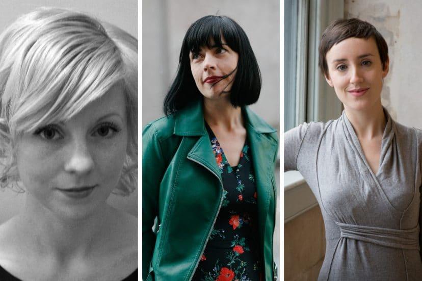 Liz Berry, Doireann Ní Ghríofa & Jessica Traynor - West Cork Music
