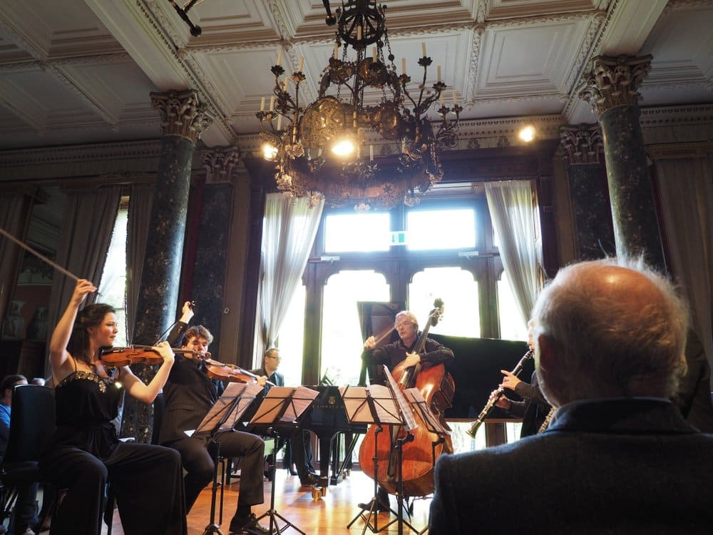 Ensemble Bantry House - Donate to the West Cork Chamber Music Festival