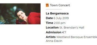 Correction - 71. Town Concert