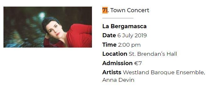 71. Town Concert