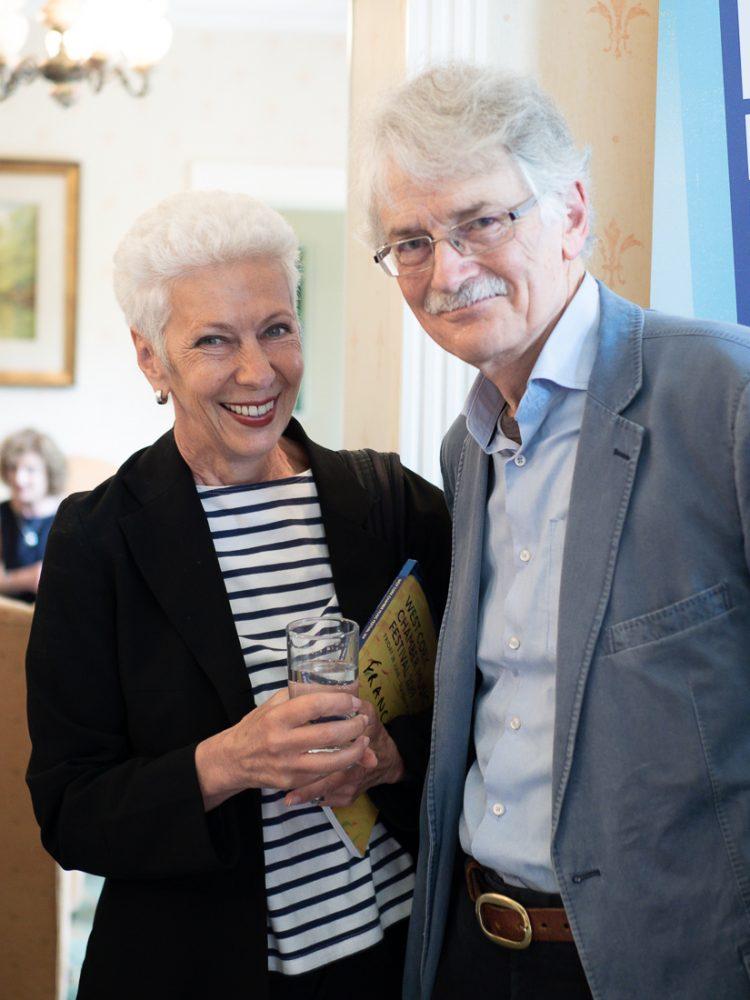 Ulrike Crespo & Francis Humphrys