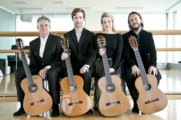 Irish Guitar Quartet