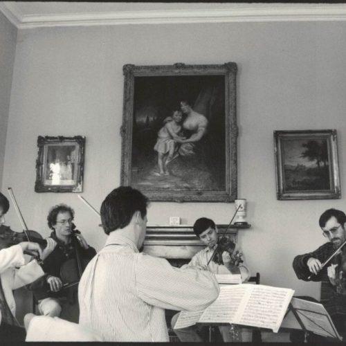 Vanbrugh Quartet with year?