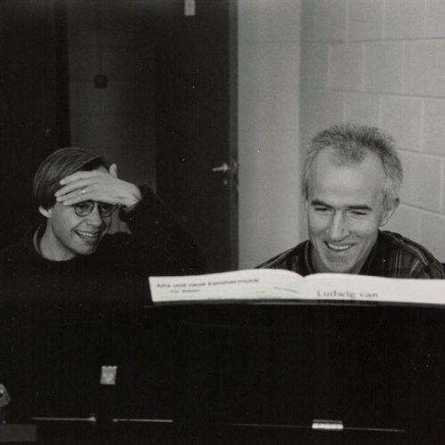Matthew Manning & Hugh Tinney