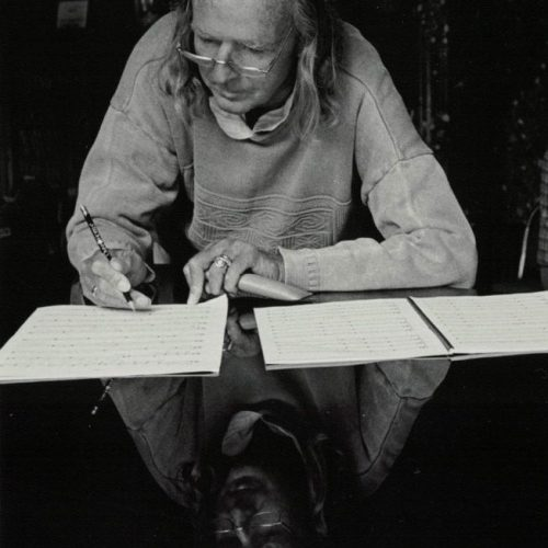 John Tavener – Composer