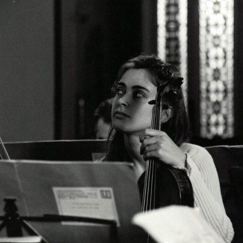 Sarah-Jane Bradley from the Leopold Trio