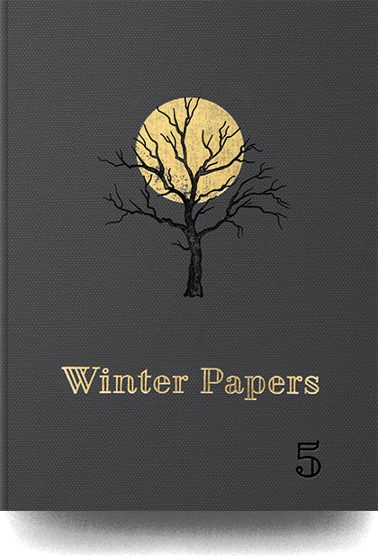 Winter Papers edited by Kevin Barry and Olivia Smith