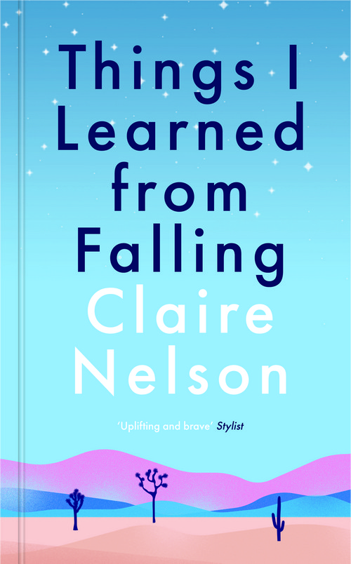 Claire Nelson - Things I Learned from Falling cover