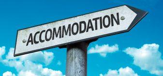 Accommodation Sought