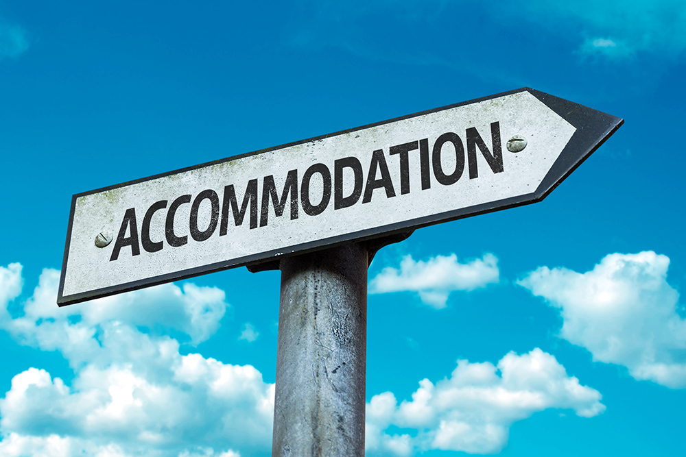 Accommodation Sought