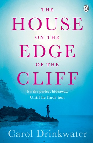 House on the Edge cover - Carol Drinkwater