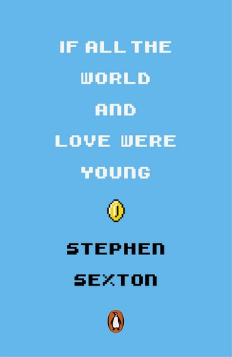 If All The World cover - Stephen Sexton