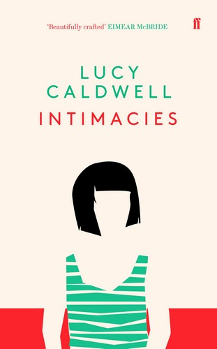 Intimacies cover - Lucy Caldwell