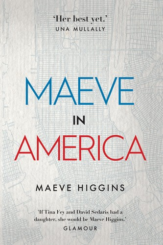 Maeve in America cover - Maeve Higgins