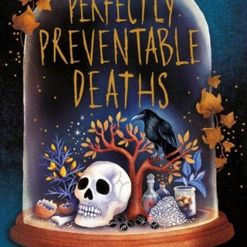 Perfectly Preventable Deaths cover – Deirdre Sullivan