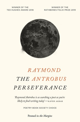 The Perseverance cover - Raymond Antrobus