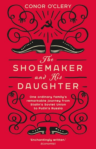 The Shoemakers Daughter Jacket - Conor & Zhanna O'Clery