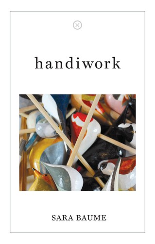 handiwork cover - Sara Baume