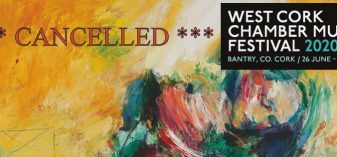 West Cork Chamber Music Festival cancellation