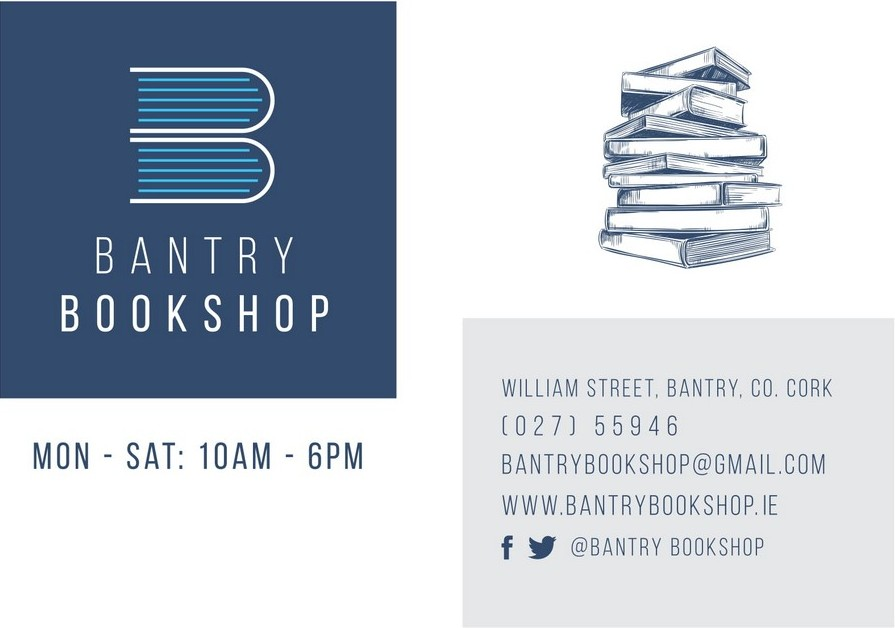 Bantry Bookshop Ad 2020