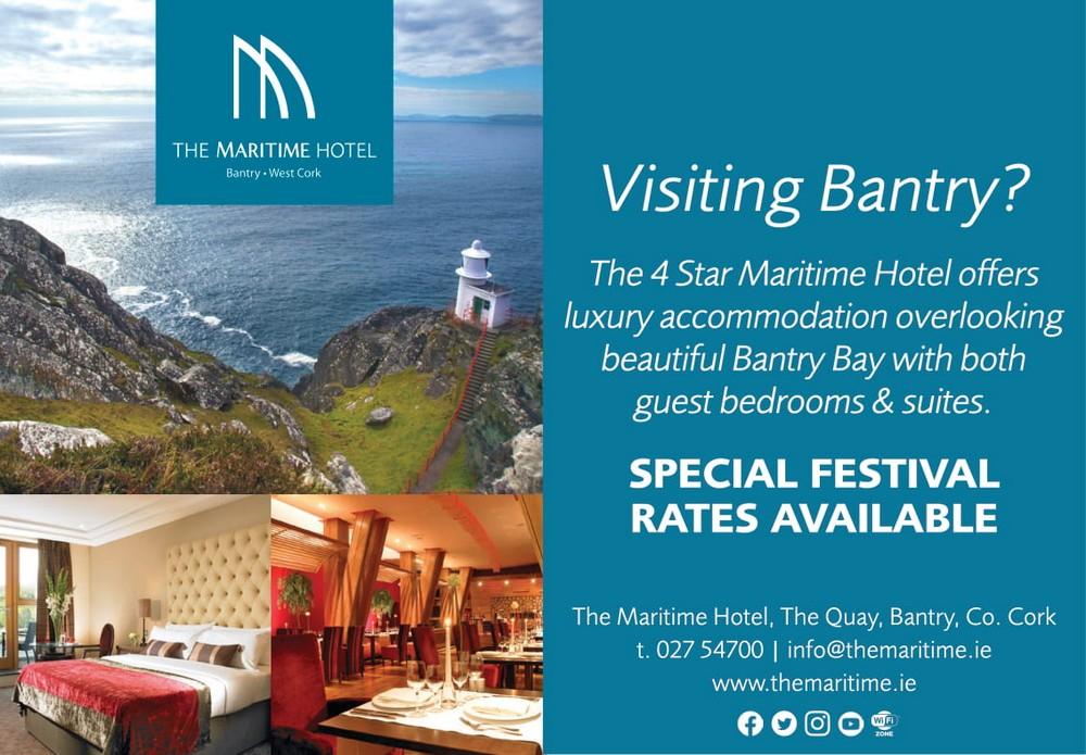 The Maritime Hotel Ad 2020