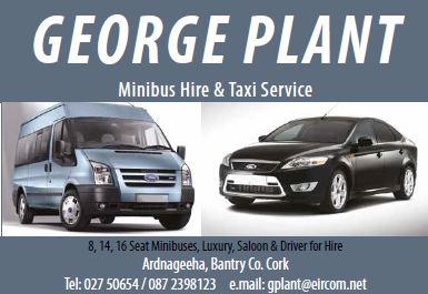 George Plant 2019 CMF Ad