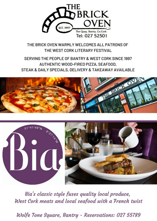 Lit - Brick Oven & Bia Ad