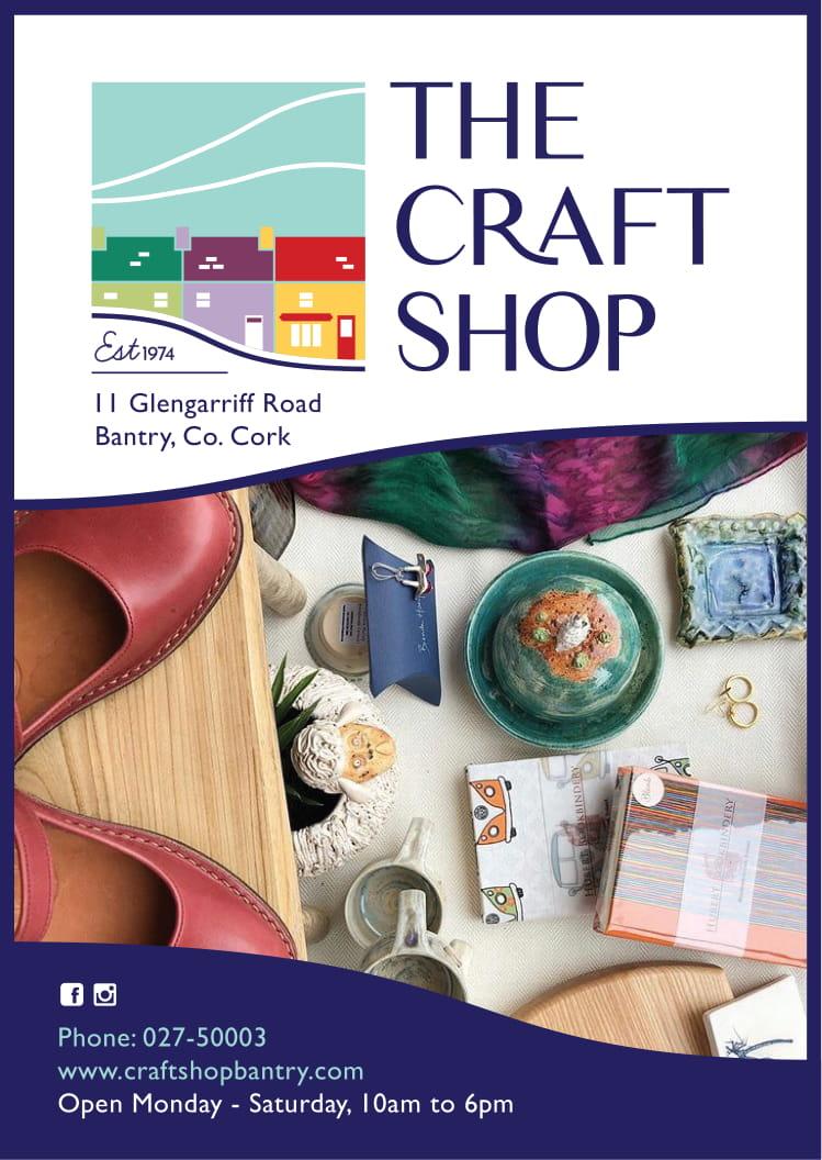 Lit - Bantry Craft Shop Ad